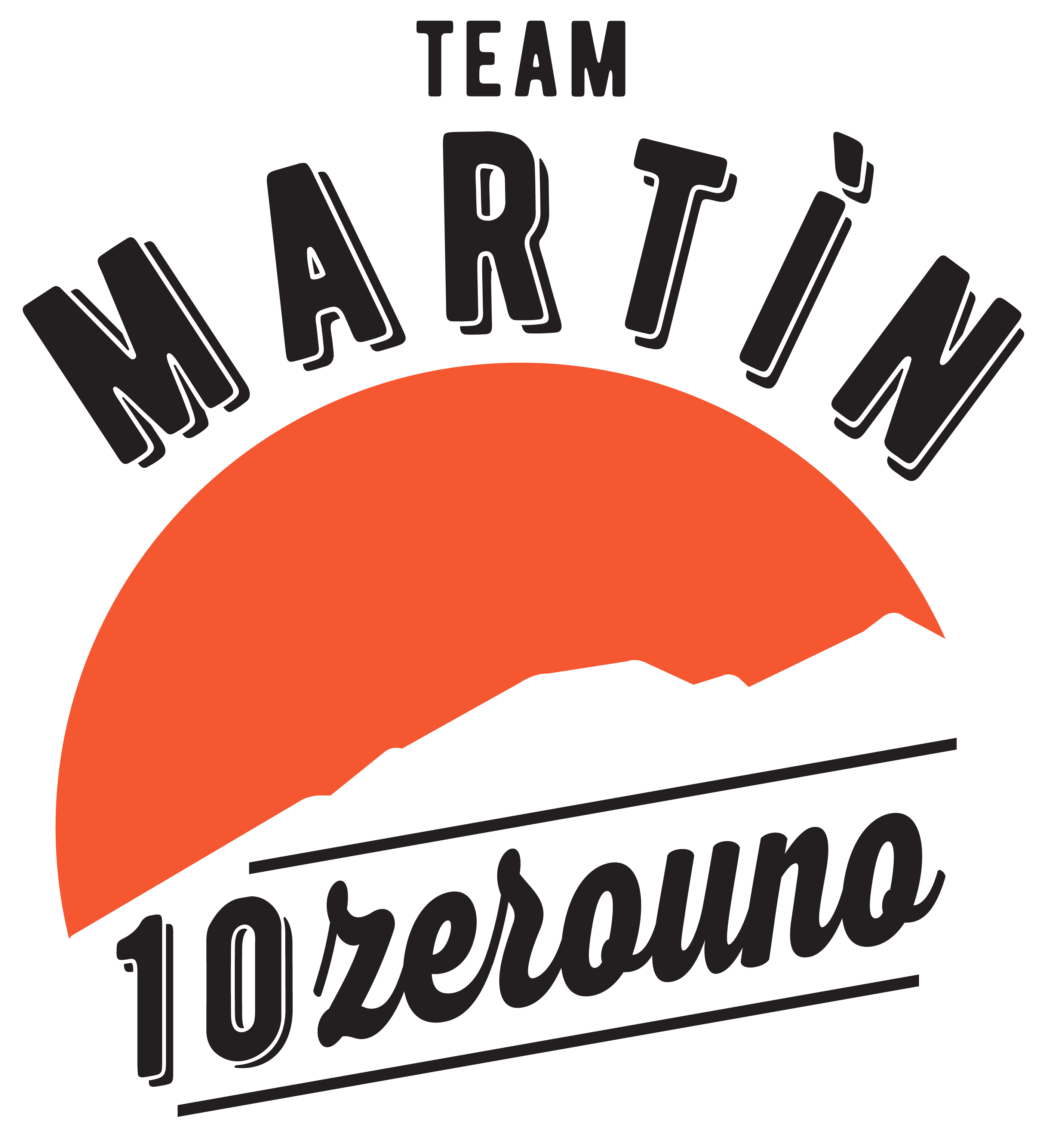 Vertikal di Punta Martin